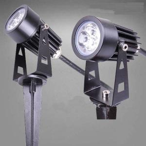 3W Warmer Dc12V Dc24V Ac85-265V IP65 LED Garden Light By Professional Manufacturer