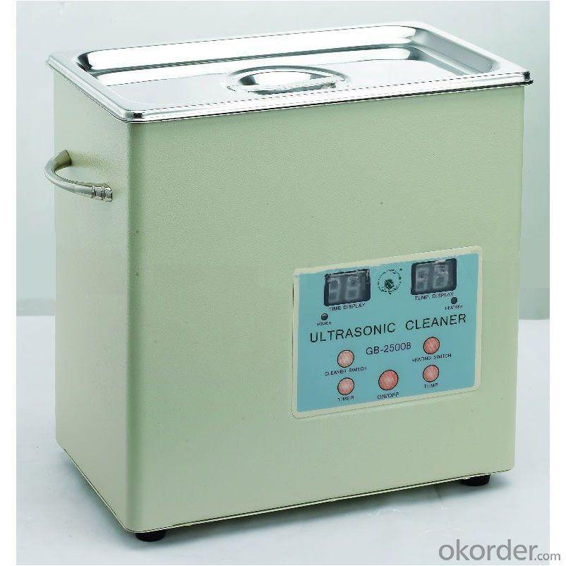 2014 New Generation Digital Ultrasonic Cleaner 2.5L, 120W With Digital Heated Lab Use Ultrasonic Cleaner