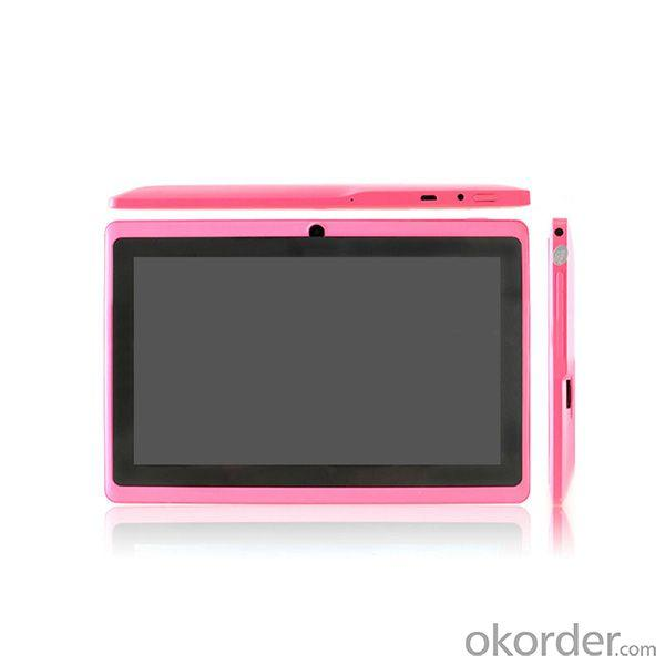 Wholesale 7&Quot; Rockchip Rk3026 / Allwinner A23 Dual Camera Android Tablet Q88 With Ce Rohs