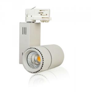 2014 Sgs Certificate One/Three Circuits Cob Gallery Led Track Light