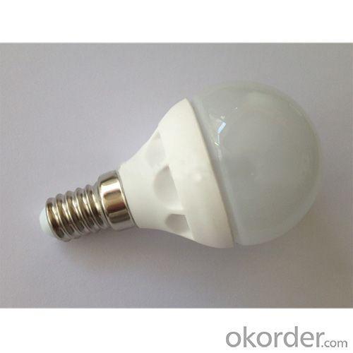 B45 E27 Ceramic LED Bulb 5W