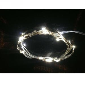 White Color Unique 2013 Led Battery Operated Lights