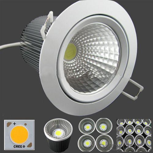 Led COB 15w Cutout90 Shenzhen Led COB Downlight