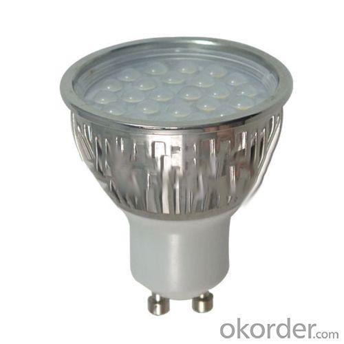 2014 Best Sales 24Smd 2835 5W Gu10 Led Light