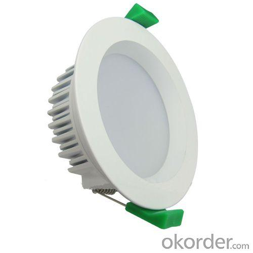 2014 Wholesale New Design IP44 SAA/C-tick/CE/RoHS Samsung SMD5630 Dimmable LED Downlight 10W 12W 13W