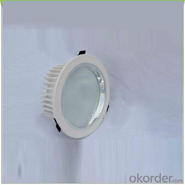 Hot Selling Nice Color Aluminum 3-30w Led Downlight