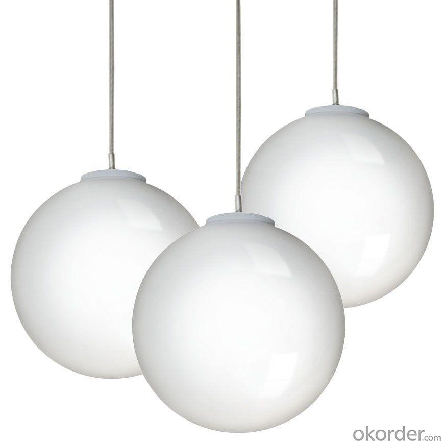 Round Ball Spheres For Led Chandelier (Several Sizes)
