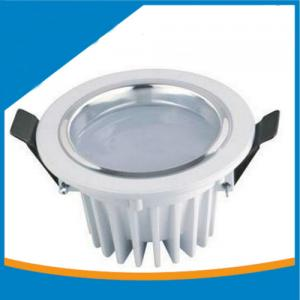 New Design Super Heatsink Dimmable 7W LED Downlight