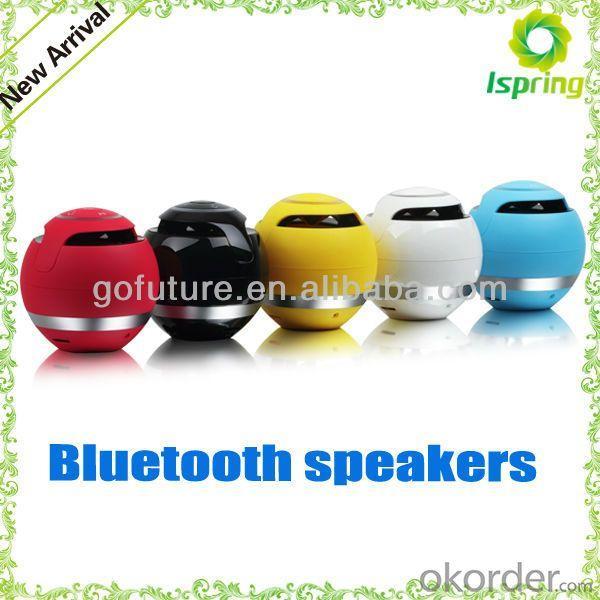 2014 Factory Supply, New Wireless Bluetooth Speaker, Oem Bluetooth Mini Speaker