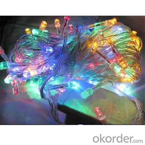 220V White Led Holiday Lights