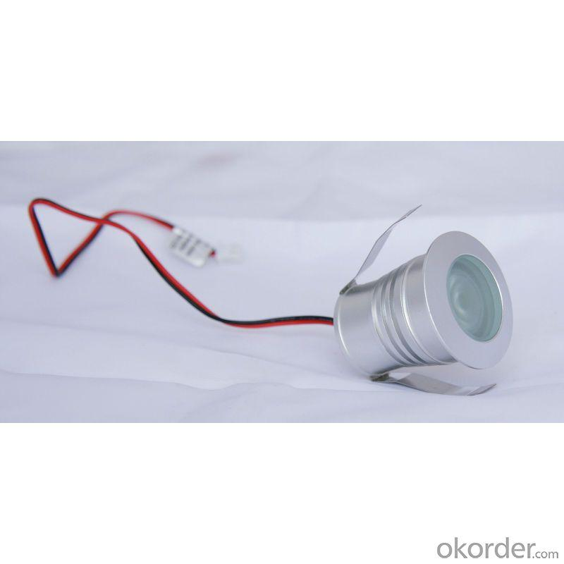 12V 1W 3W Led Downlight Retrofit Dimmable Led Recessed Light