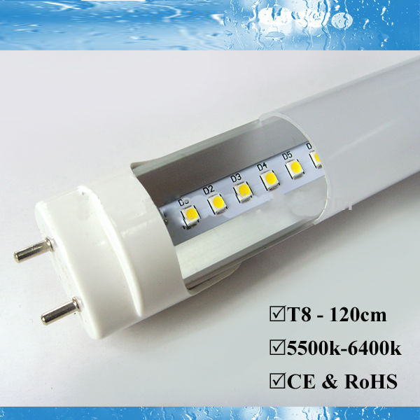 High Brightness Ul Dlc Certified T8 Led Tube Light