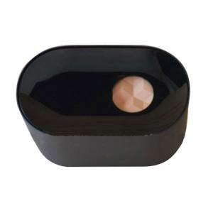 Cordless Diatomite Aroma Diffuser Caoru Pot Brown