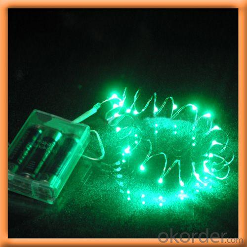 Mini Single Led Lights Battery Powered