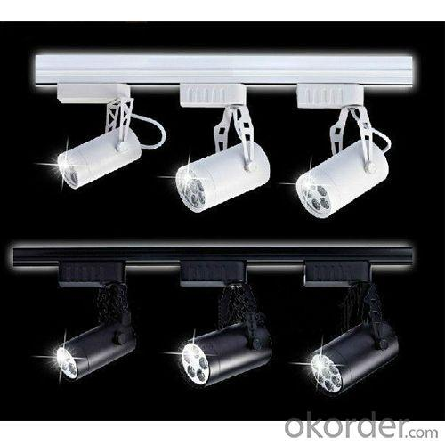 15W 4 Wire Jewelry Led Track Lighting