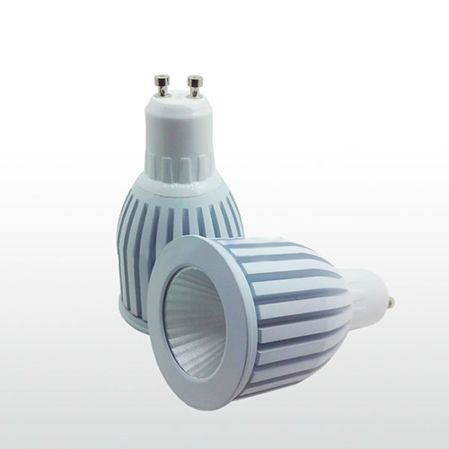 Cob 7W Gu10 1 Led 700 Lumen 3000K-3500K Warm White Light White Led Spotlight Bulb 220V 230V Dimmable