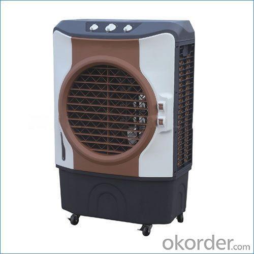 Plastic Copper Motor Air Cooler 200W PP