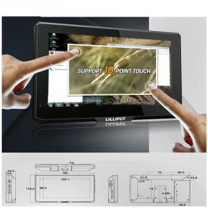 Lilliput 7 Inch Capacitive Touch Screen Monitor