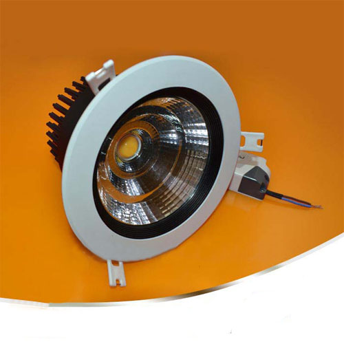 BEST PRICE! High Lumen COB 30W LED Down Light