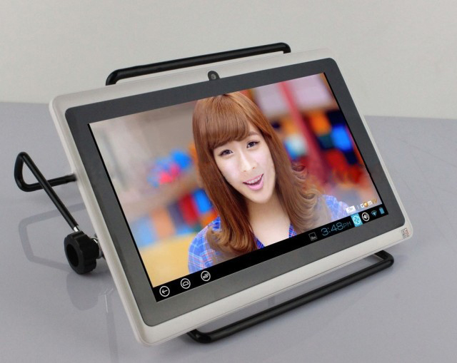 Cheap 7 Inch Andorid 4.1 Tablet Pc Dual Camera/Single Camera Allwinner A13 512M 4Gb Wifi Five Color