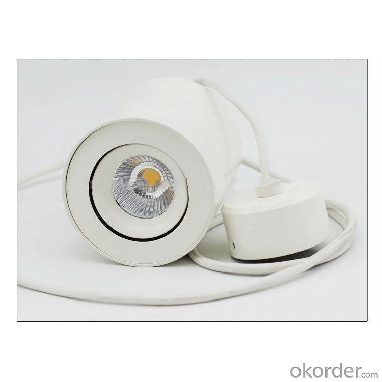 Led Cob Pendant Light 9W