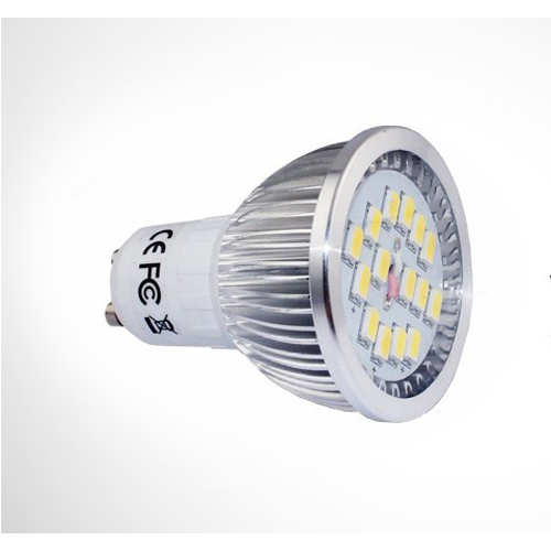 5630 15Leds 6W 500Lm Ac85-265V High Power Gu10 Led Spot Light Wholesale