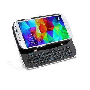 Bqb Certificated Sliding Bluetooth Keyboard Case For Samsung Galaxy S5 9500