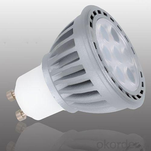 7W Led Spot Light Gu10