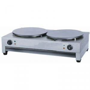 Crepe Maker with Circular Burner Hot Plate