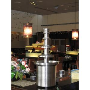 With Ce Certificate 7 Tier Commercial Chocolate Fountain Machine