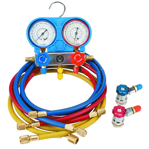 Brass Valve, Manifold Gauge and Hose Set Products