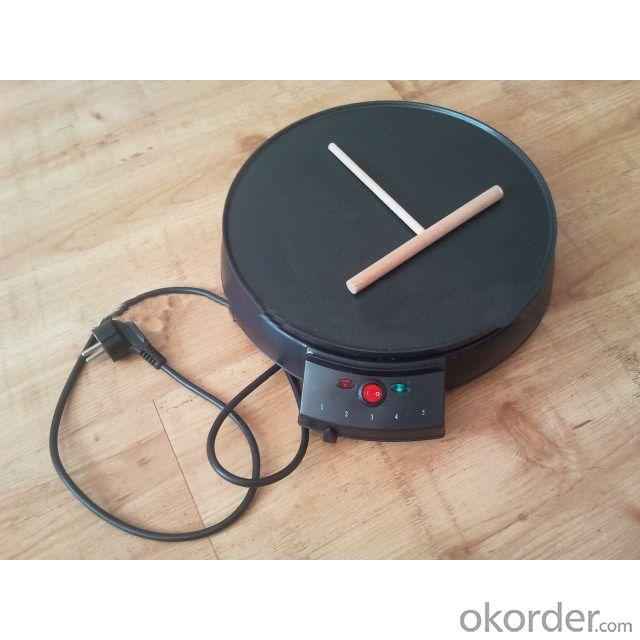 Pancake Maker with Five Different Temperature Adjustment