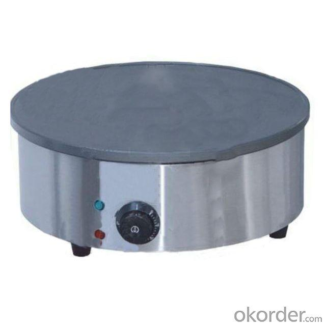 Rotating Crepe Maker Electric and Gas Type