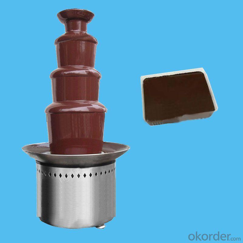 2014 Hot Sale Chocolate Fountain Machine