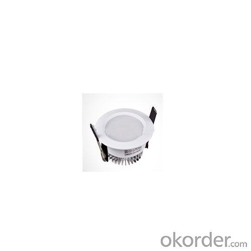 2014 Led Downlight 3W 5w 7w 9w 1-21w Dimmable Eyeshield CE,RoHS Qualified For House Lighting