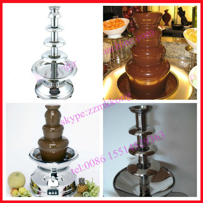 Best Price And Most Advanced Commercial Chocolate Fountain Machine