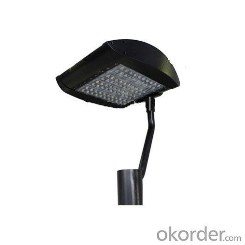 5-5-10 Years Warranty 50000 Hours IP66 Dlc Cul CE, ROHS 100W Ul LED Park Lamp Sp-1018 From China Factory
