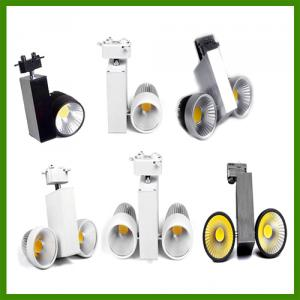High Quality 30W Dimmable Led Track Light/Led Track Lamp/Cob Led Track Light