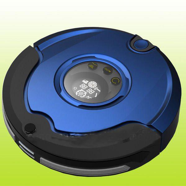 UV Robot Vacuum CleanerUltra thin body design,