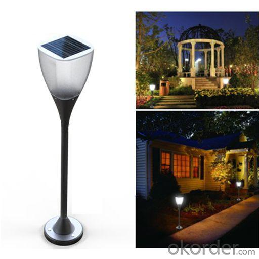 High Power IP67 Outdoor LED Garden Light 12V Solar From China Factory