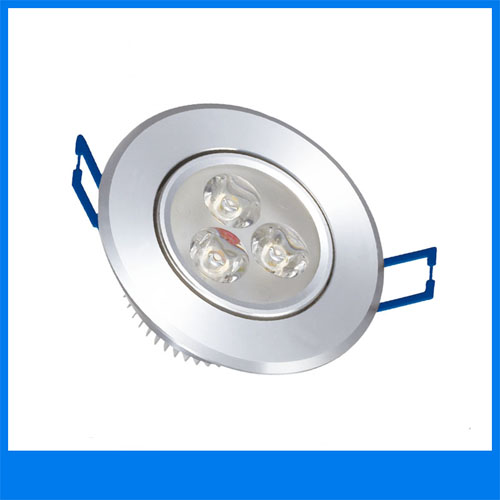 Brazil Store Led Light Hot Sale! Made In China Good Price Led Downlight 3w SMD2835