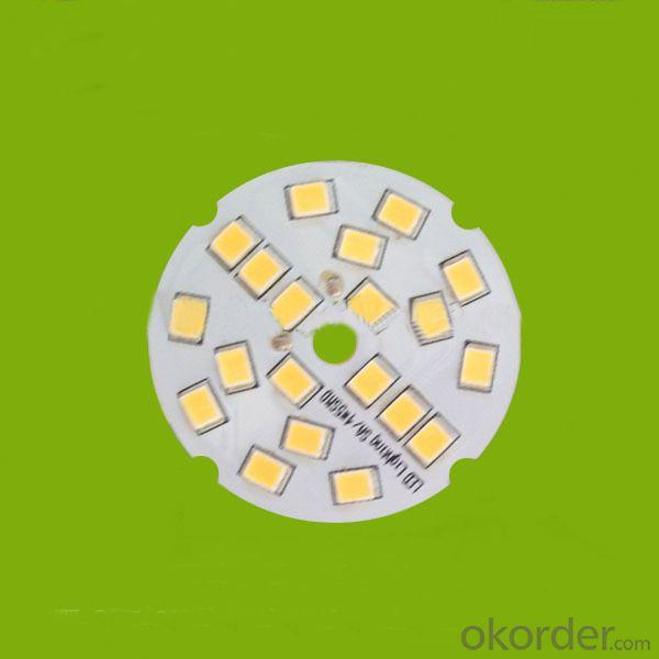 2835 SMD LED Specifications 60Ma 25-28Lm 0.2W Chip Epistar Lm-80
