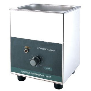 2L Manual Operation Stainless Steel Benchtop Ultrasonic Cleaner