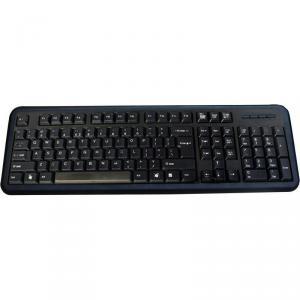 107 Keys Computer Keyboard