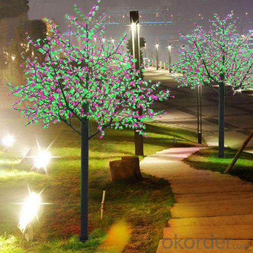 Led Cherry Blossom Tree Light