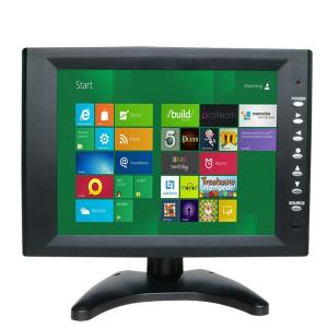 10 Inch Lcd Monitor, 10 Inch Hdmi Monitor, 10 Inch Monitor With Ips Touch Panel