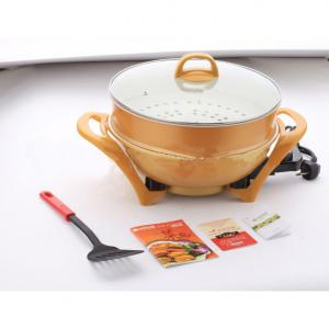 Crepe Maker with Insert Temperature Control Rubber Power Cord