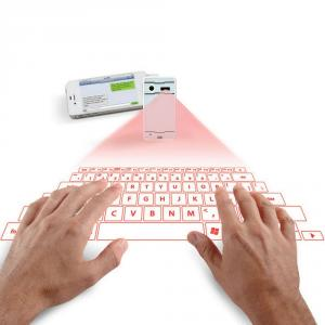 Promotion Laser Projection Virtual Keyboard Wireless Virtual Laser Keyboard