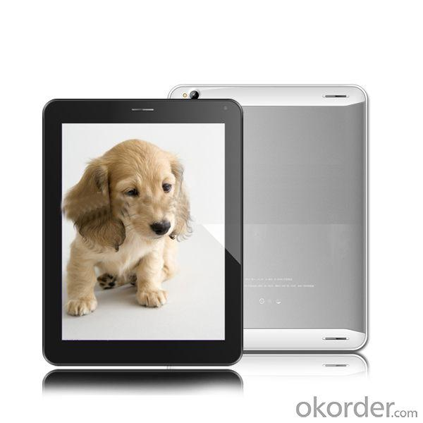 9.7&Quot; Ips Mtk8382 Quad Core Tablet 2Mp Dual Cameras Tablet Pc Android4.2 Wholesale Made In China
