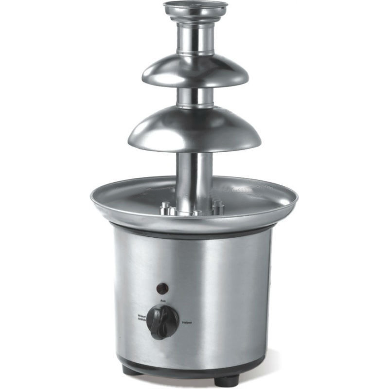 Commercial Lager Mini Chocolate Fountain Machine Price